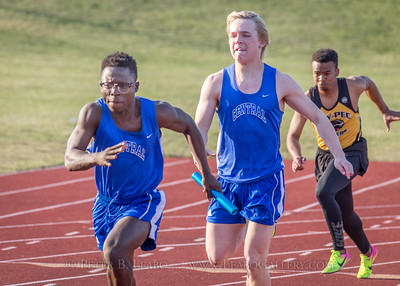 20180405-180819 Jerry Crews Invitational - 4x100 Relay - Boys