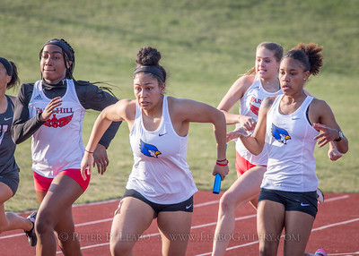 20180405-180437 Jerry Crews Invitational - 4x100 Relay - Girls