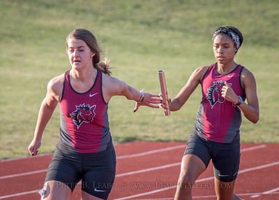 20180405-180051 Jerry Crews Invitational - 4x100 Relay - Girls