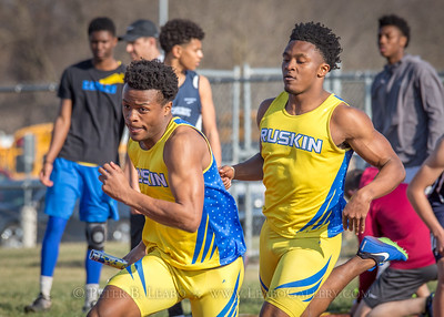 20180405-172400 Jerry Crews Invitational - 4x200 Relay - Boys