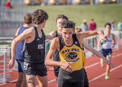 20180405-162220 Jerry Crews Invitational - 4x800 Relay - Boys