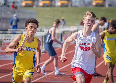 20180405-162023 Jerry Crews Invitational - 4x800 Relay - Boys