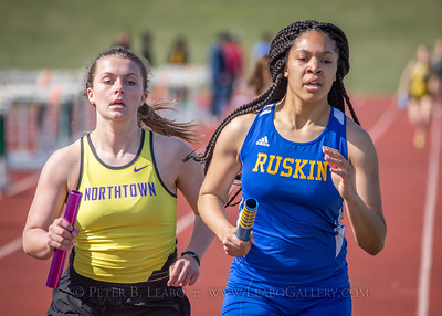 20180405-160835 Jerry Crews Invitational - 4x800 Relay - Girls