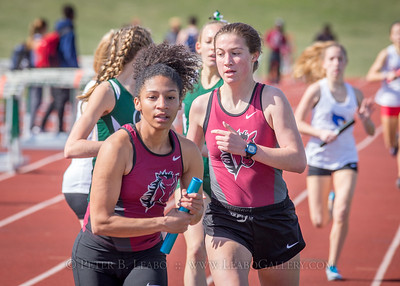 20180405-160618 Jerry Crews Invitational - 4x800 Relay - Girls