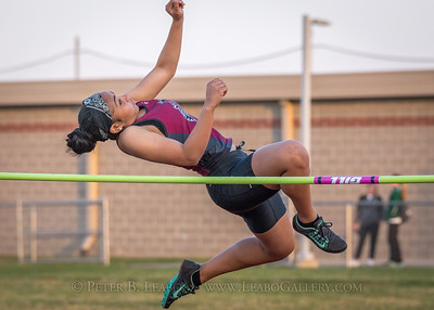 20180405-190610 Jerry Crews Invitational - High Jump - Girls
