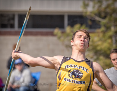 20180405-155030 Jerry Crews Invitational - Javelin