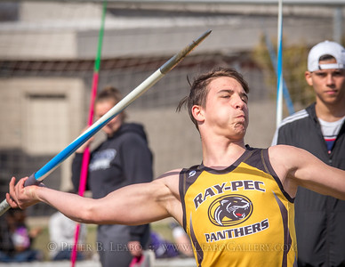 20180405-154215 Jerry Crews Invitational - Javelin