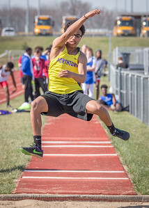 20180405-161458 Jerry Crews Invitational - Long Jump - Boys