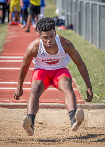 20180405-161402 Jerry Crews Invitational - Long Jump - Boys