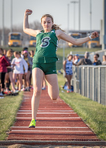 20180405-181825 Jerry Crews Invitational - Long Jump - Girls