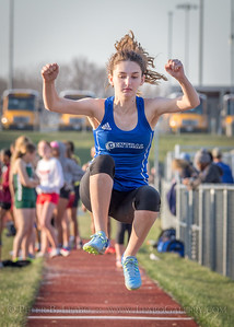 20180405-181724 Jerry Crews Invitational - Long Jump - Girls
