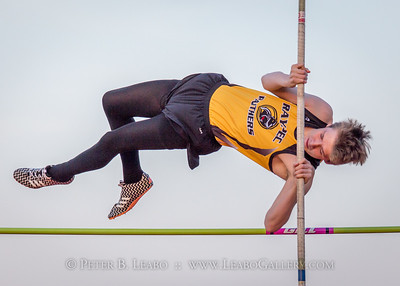 20180405-191726 Jerry Crews Invitational - Pole Vault - Boys