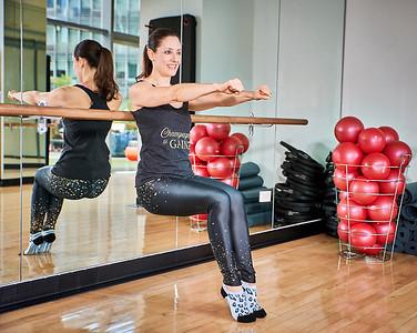 Sept.8,  2019 - New York, NY   Jessica Bailey-Bartini fitness model shoot in NYC  Photographer- Robert Altman Post-production- Robert Altman