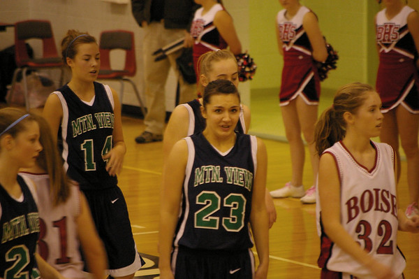 Jessica Basketball