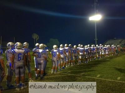 Jesuit JV Football Game 9/15/16