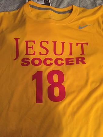 Jesuit Soccer 2015