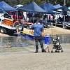 This is prety much what Jet Sprint Boat Racing is all about. Bring the whole family for an inexpensive day of action and fun. No where else can you go for hi performance racing and get this close to the action, boats and drivers.