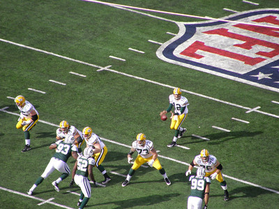 Jets vs Packers