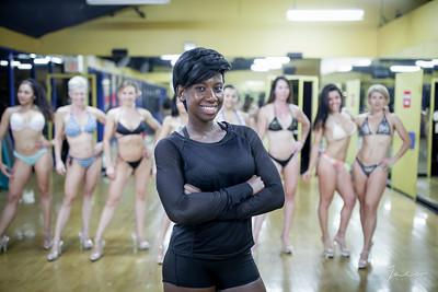 Jodi - Bikini posing coach
