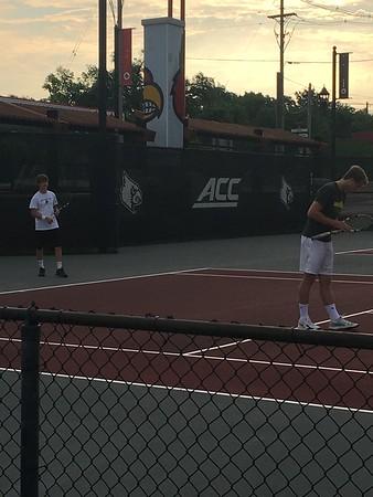 Joe Creason tennis tournament