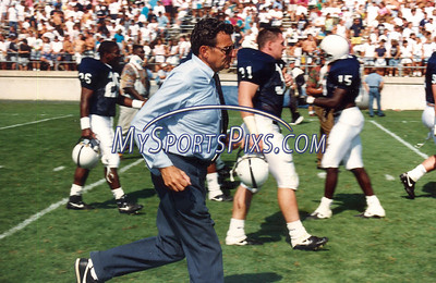 Joe Paterno Penn State Football