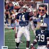 This is one of my covers from my freelance days in the mid 90s while shooting Penn State Football. I thought I would post it now that Penn State is going to the Rose Bowl with a 49-18 win over Michigan State at Beaver Stadium. PSU has 800 football win.