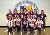 John Paul II High School seniors