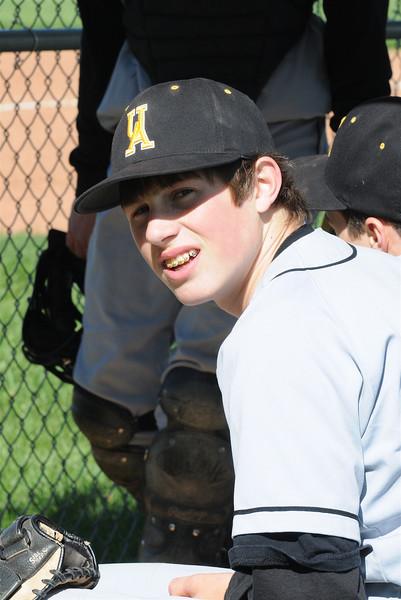 Jones 8th Baseball v. Marysville 4.27.10