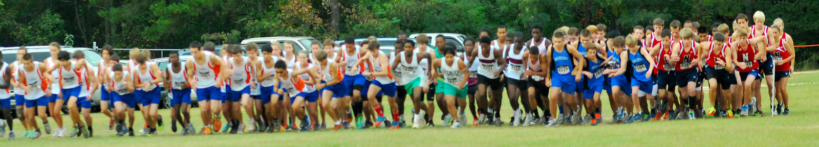 CHS Boy's XC Team