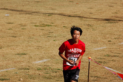 Marion Co. @ XC State Championship