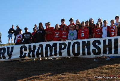 PHS @ XC State Championship Meet
