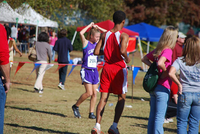 XC State Finals 09