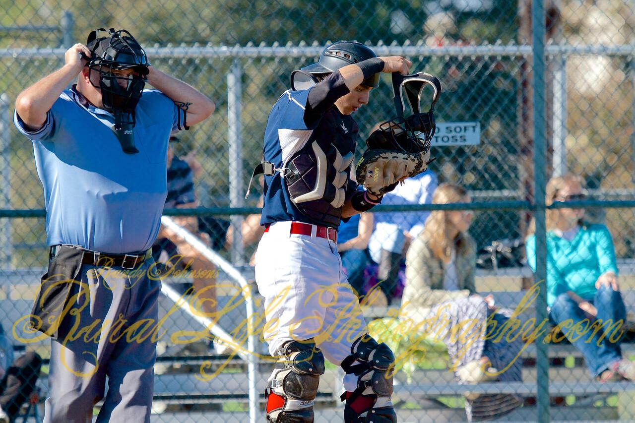 Catcher Josh Palmquist
