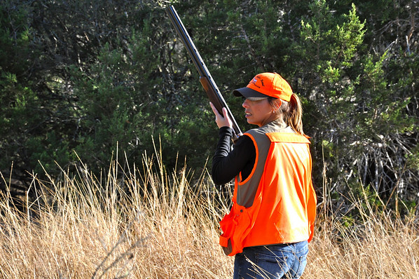 Joshua Creek Quail Hunt