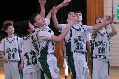 Jr. High Basketball/Cheerleading