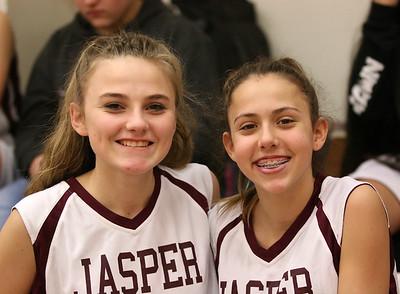 Jr. High Girls Basketball 2018