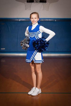 PJHS Cheerleaders 14*15