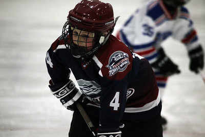Jr Tomahawks vs TriCities @ Olympicview - March 19 2011
