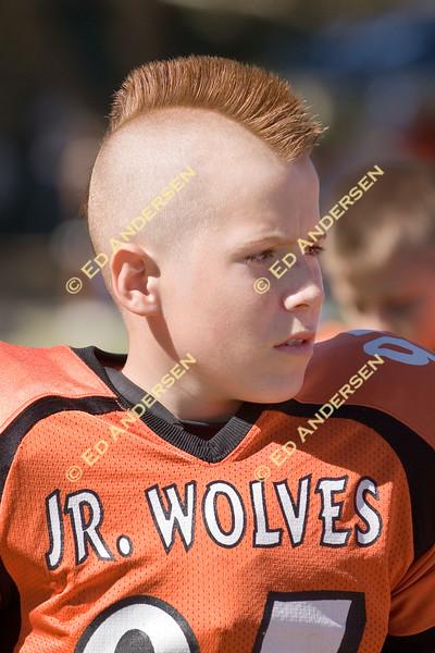 Woodland Jr. Wolves Football
