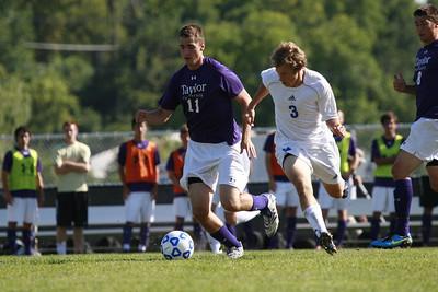 Judson University Men's Soccer Invitational - Judson (3) v. Taylor University (0)