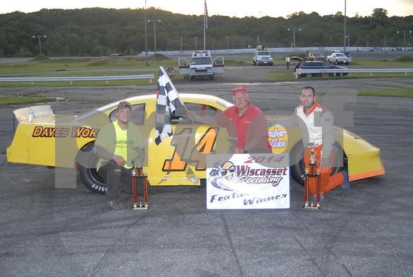 2014 Wiscasset Speedway