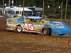 """Delaware International Speedway July 7, 2007 Redbud's Pit Shots """"Mr. Excitement"""" Ricky Elliott in heat where he won and the feature"""