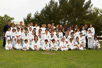 Jun Chong Tae Kwon Do 2007.06.16