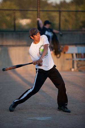 June 2009  Men's Softball