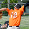 Altamont Post 512 pitcher Caden Miller throws a pitch during Altamont's 2-1 win over Teutopolis Post 924.