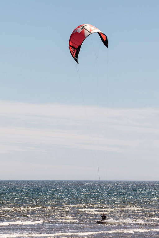 June 20th 2016 Kiteboarding Lawrencetown