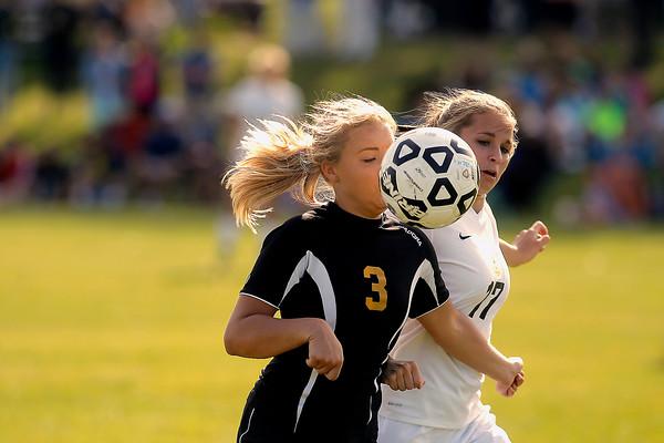 June 3, 2015 — Girls Soccer: Leland vs. Glen Lake