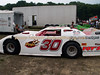 June 30, 2007 Delaware International Speedway  Gus Economides # 30 first appearance to DIS for 2007 Street Modified/TSS
