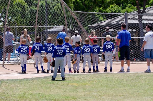 June 4, 2011 | Cubs & A's