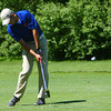 6-3-13<br /> Sectional Golf at Rock Hollow<br /> Kokomo's Josh Stewart<br /> KT photo | Tim Bath